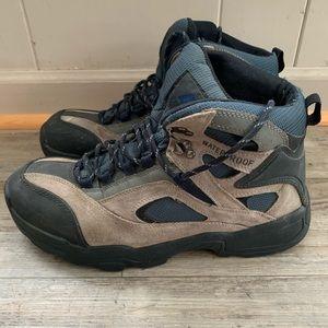 Ozark Trail Peyton Leather Waterproof Boots Sz 13